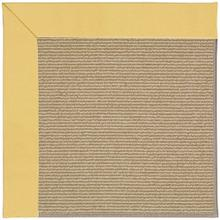 """View Product - Creative Concepts-Sisal Canvas Canary - Rectangle - 24"""" x 36"""""""