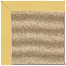 "Creative Concepts-Sisal Canvas Canary - Rectangle - 24"" x 36"""