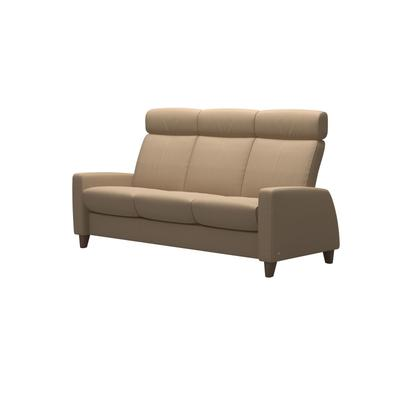 See Details - Stressless® Arion 19 A10 3 seater High back