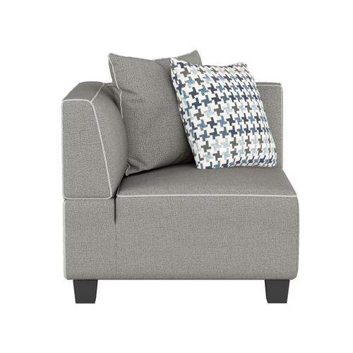 Gallery - Corner Seat with 2 Pillows