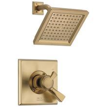 Champagne Bronze Monitor ® 17 Series Shower Trim