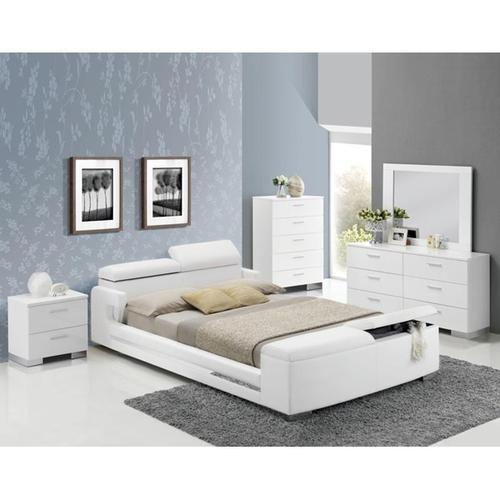 LAYLA QUEEN BED W/STORAGE