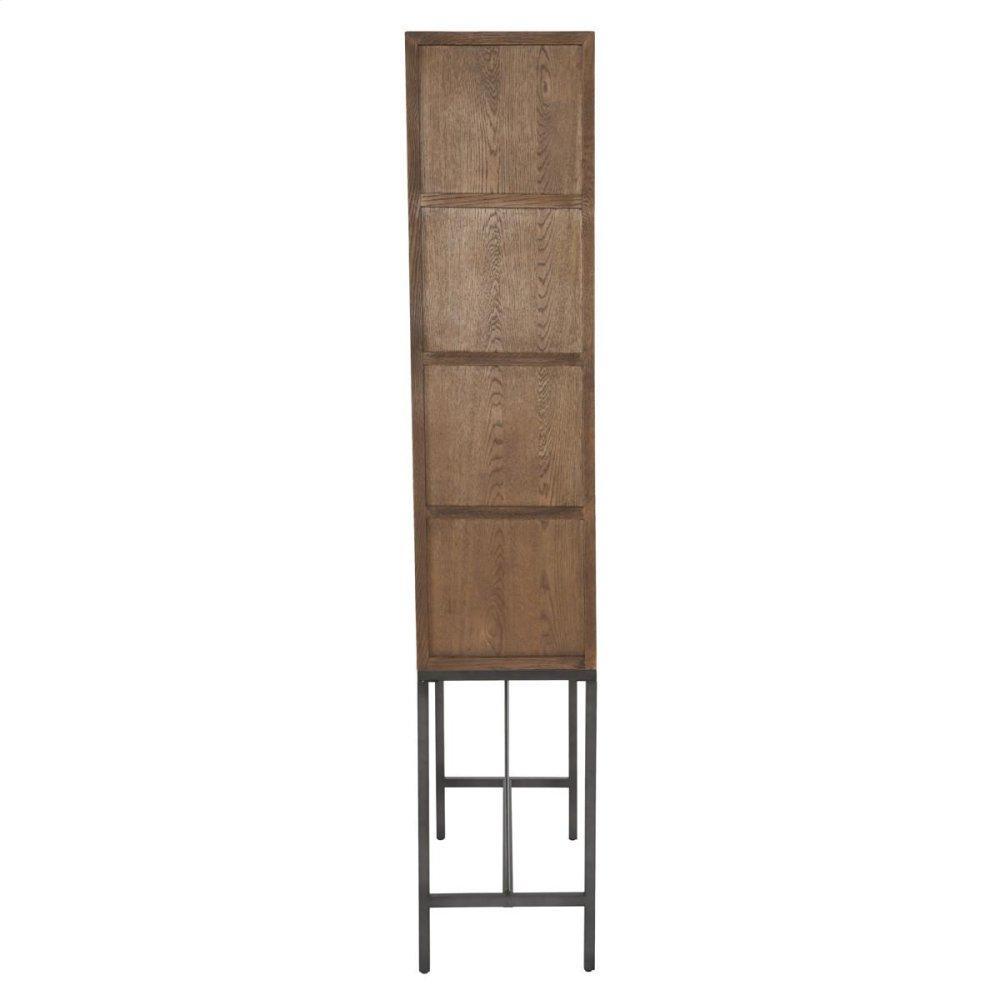 Brunswick 4Dr Curio Cabinet