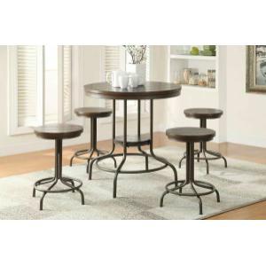 Acme Furniture Inc - Burney Counter Height Set