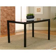 Como-black Table Base