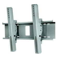 "Wind Rated Universal Tilt Wall Mount for 32"" to 65"" Outdoor TVs and Displays - hardware / silver"