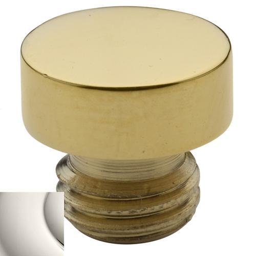Baldwin - Polished Nickel Button Finial