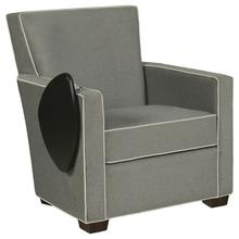 View Product - Craven Lounge Chair with Folding Tablet