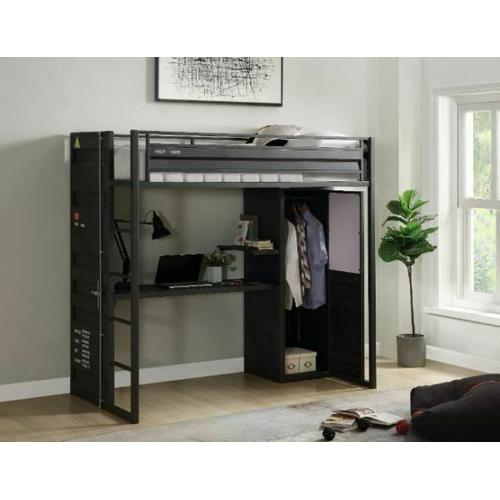 Cargo Twin Bed