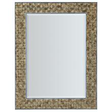 Bedroom Surfrider Portrait Mirror