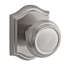 Satin Nickel Traditional Reserve Knob