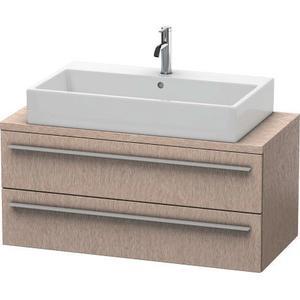 Vanity Unit For Console Compact, Cashmere Oak