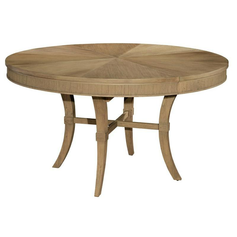 952226KH Urban Retreat Round Dining Table