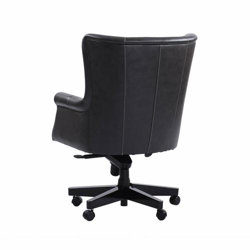 Parker House - DC#129 Cyclone - DESK CHAIR Leather Desk Chair