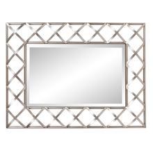 See Details - Trellis Mirror