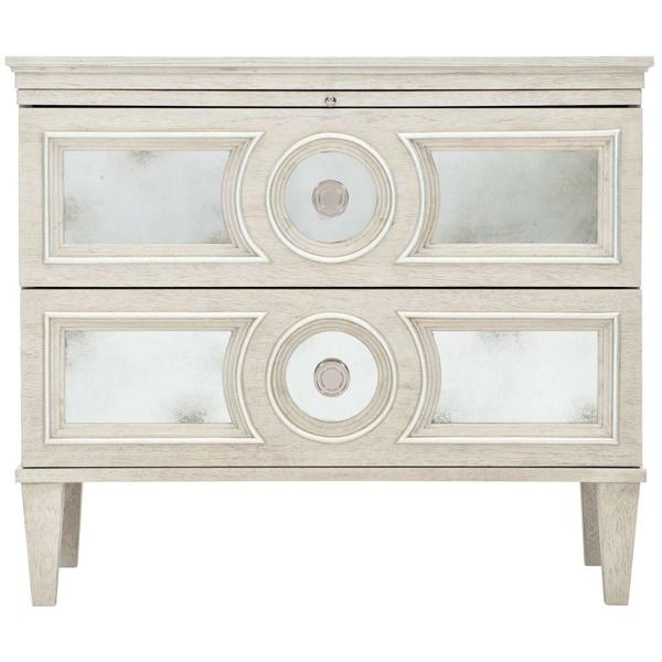See Details - Allure Bachelor's Chest in Manor White (399)