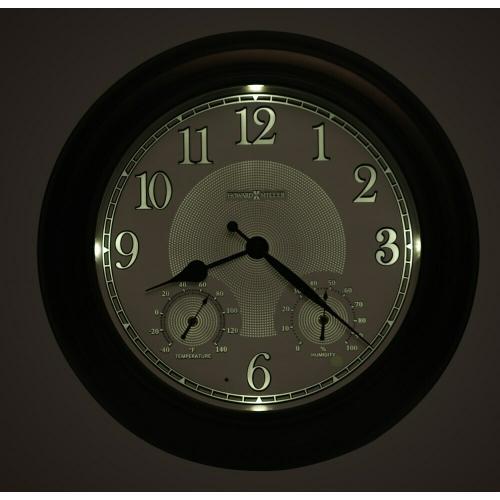 Howard Miller Briar Outdoor Oversized Wall Clock 625676