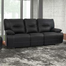 See Details - SPARTACUS - BLACK Power Sofa