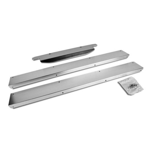 Ice Maker Trim Kit, Stainless Steel