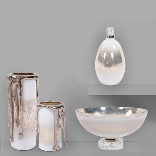 Howard Elliott - Artic Glacier Glass Bowl