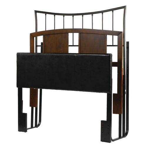 Gallery - Headboard / Daybed Display Rack - Fits Daybed Arms or Headboards - Black