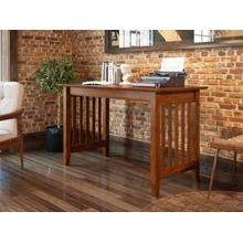 See Details - Mission Work Table in Walnut