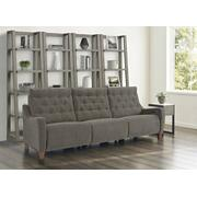 CHELSEA - WILLOW BROWN Power Sofa (811LP, 840, 811RP) Product Image