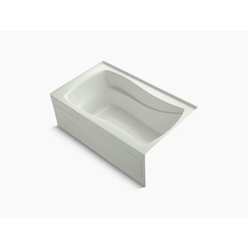 """Dune 60"""" X 36"""" Alcove Bath With Integral Apron, Integral Flange and Right-hand Drain"""