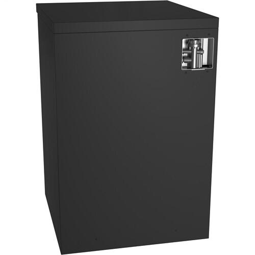 "GE® 24"" Stainless Steel Interior Portable Dishwasher with Sanitize Cycle"