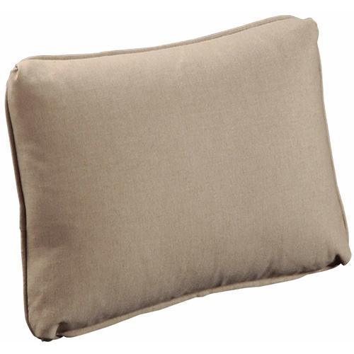 "Throw Pillows Knife Edge Kidney w/welt (16"" x 20"")"