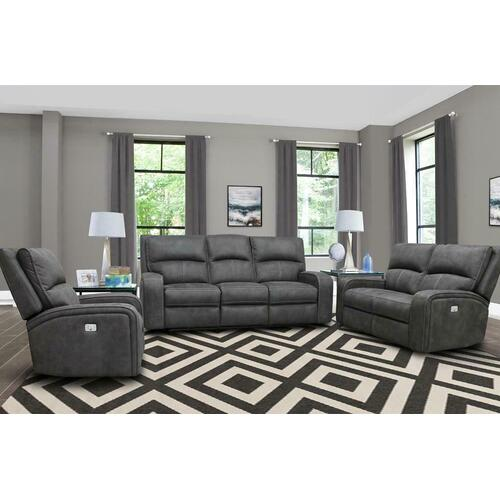 POLARIS - SLATE Power Reclining Collection