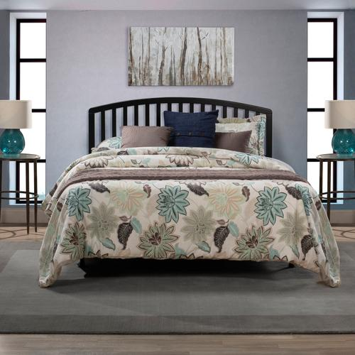 Hillsdale Furniture - Carolina Full/queen Headboard, Black