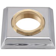 See Details - Chrome Handle Base & Gasket - Widespread Bathroom