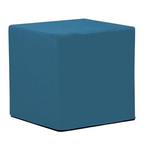 No Tip Block Seascape Turquoise