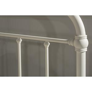 Gallery - Kirkland Bed Set - King - Soft White