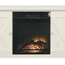 ACME Fireplace - 90649 - - - Electric Fireplace - Black