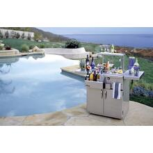 "30"" Tru-Commercial™ Bartending Center (Cart Model)"