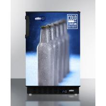 """See Details - 20"""" Wide Beer Froster, ADA Compliant"""