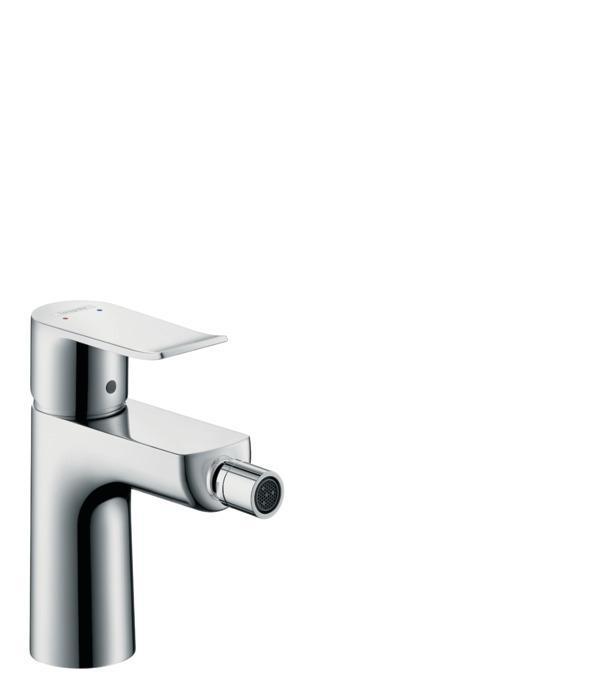 Chrome AXOR 12210001 Starck Organic Bidet Faucet