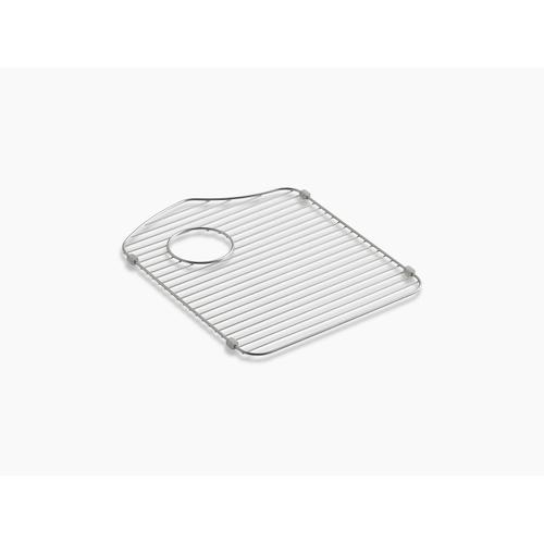 Stainless Steel Left-hand Sink Rack for Octave K-3842 and K-3843