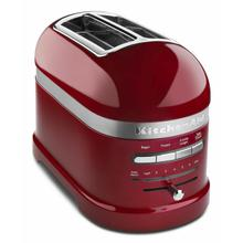 See Details - Pro Line® Series 2-Slice Automatic Toaster - Candy Apple Red