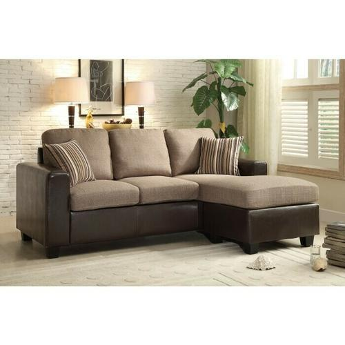 Gallery - Reversible Sofa Chaise
