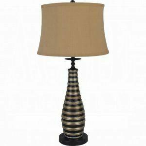 ACME Table Lamp (Set-2) - 03018 -