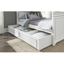 Canterbury - White Trundle/Storage Drawer