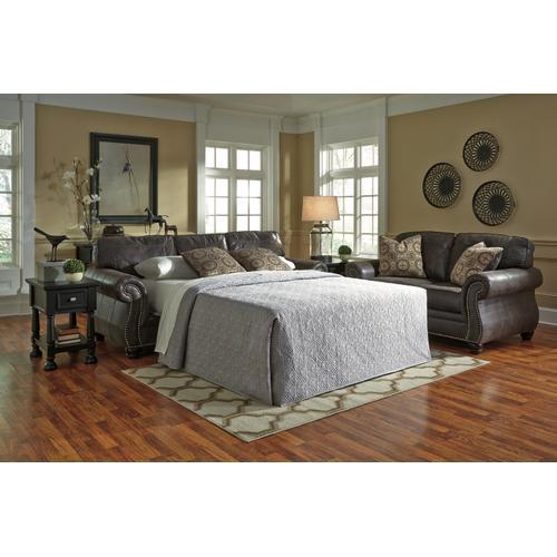 Breville Queen Sofa Sleeper Charcoal