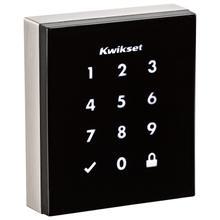 View Product - Obsidian Keywayless Electronic Touchscreen Smart Deadbolt with Zigbee Technology - Satin Nickel