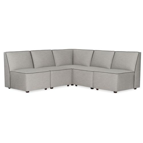 MARQ Living Room 888 Zane Sectional