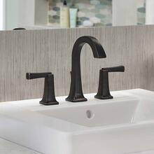 Townsend High-Arc Widespread Faucet - Legacy Bronze