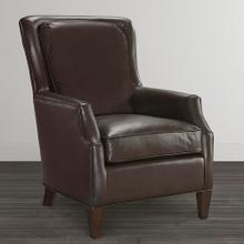Kent Leather Accent Chair