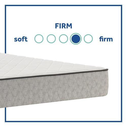 Sealy - Summer Elm - Firm - Twin